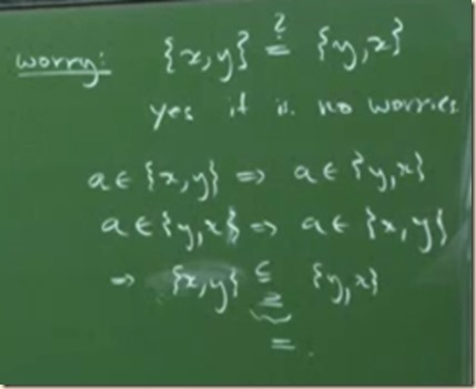 physics set theory axiom pair 2