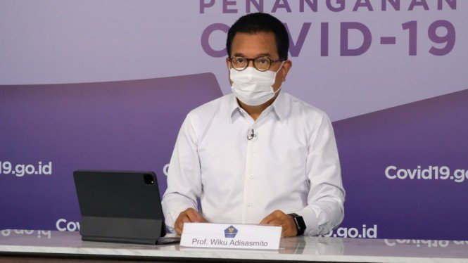 Satgas COVID-19: Salat Idul Adha Ditiadakan di Wilayah PPKM Darurat