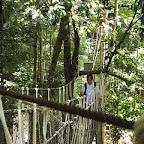 The longest hanging bridge in the world