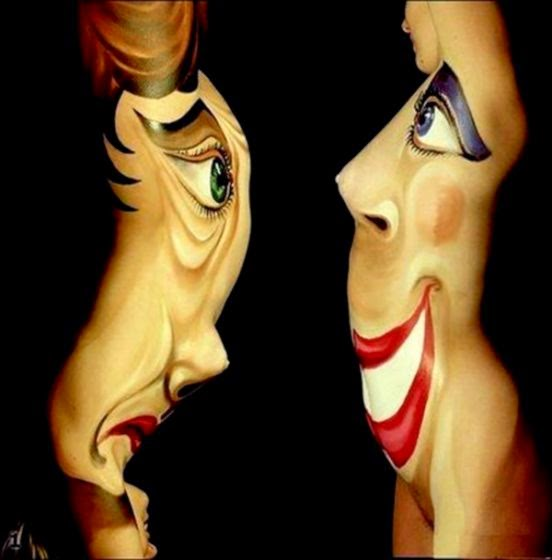 Human Body Painting Art Body Art Pictures