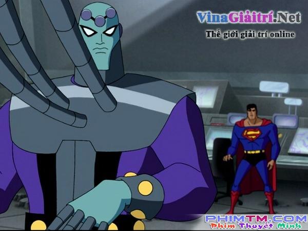 Xem Phim Siêu Nhân: Cỗ Máy Brainiac - Superman: Brainiac Attacks - phimtm.com - Ảnh 4