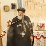 His Holiness Pope Tawadros II visit to St. Mark LA - _MG_0555.JPG