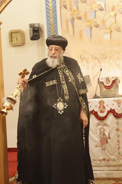 His Holiness Pope Tawadros II visit to St. Mark LA - _MG_0555.JPG