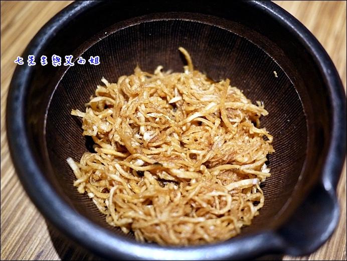 24 蘿蔔干絲