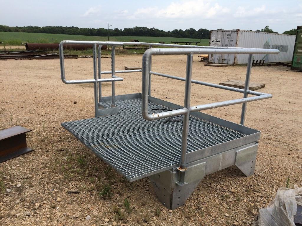 Handrail Platforms