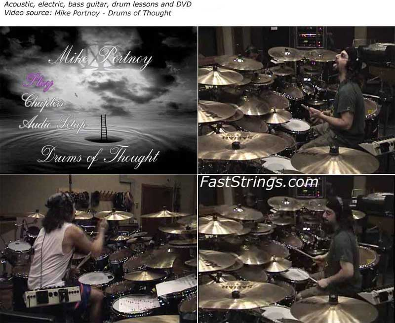 Mike Portnoy - Drums of Thought