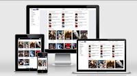 Template blogger FilmsTube Plus chuẩn responsive