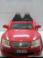 1 Mobil Mainan Aki JUNIOR JB15 BMW - Jumbo Size
