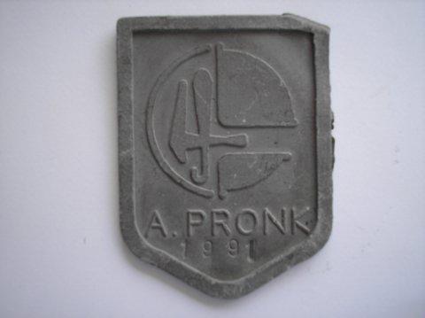 Naam: A. PronkPlaats: WarmerhuizenJaartal: 1991