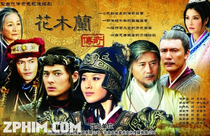 Ảnh trong phim Hoa Mộc Lan Truyền Kỳ - Legend of Hua Mulan 1