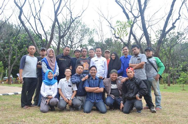 Forjas Diskusi Dengan LH Kota Bekasi