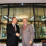 Encontro com Gianni Pittella, Presidente da bancada S&D no Parlamento Europeu