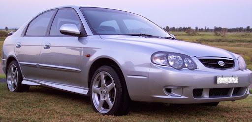 2003 Kia Spectra Gsx Hatchback Review
