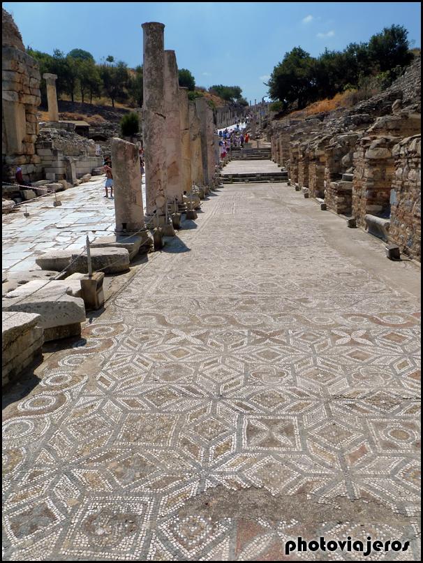 Vía de los Curetos de Efeso