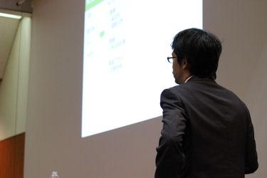 「酵素を電極触媒として用いる燃料電池の開発」 筑波大学大学院 数理物質科学研究科 物性・分子工学専攻 生物電気化学研究室 准教授 辻村清也先生