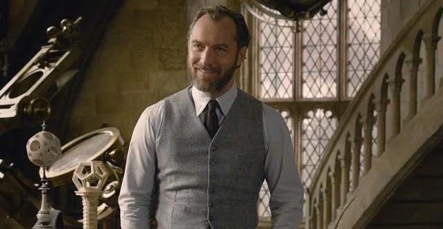 Animais Fantásticos 3 provoca mais drama para Dumbledore
