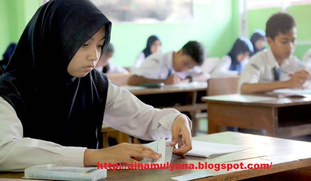 Latihan Soal dan Pembahasan UN UNBK USBN SMP Tahun 2019