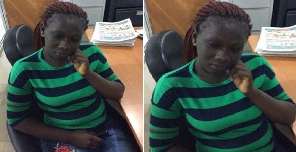 """""""Be Careful, Men Are Liars"""" – Lady Who Was Dumped By Her Lover After Giving Birth Warns"""