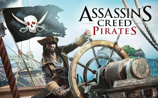 Assassin's Creed Pirates APK MOD DINHEIRO INFINITO OBB DATA