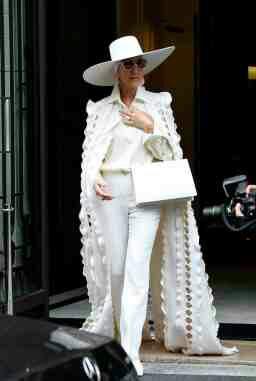 Photos: Celine Dion In Paris