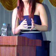 Rashi Khanna at HITAM College Event (27).JPG