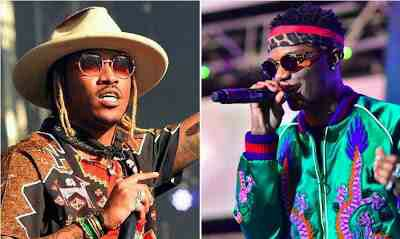 Wizkid announced as Special Guest on American Rapper, Future's Hndrxx Tour