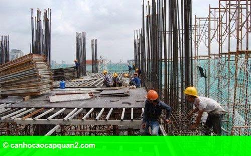 """Hình 1: Dân Tp.HCM """"kêu trời"""" về thủ tục xây dựng"""