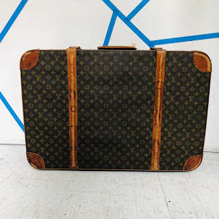 Louis Vuitton Vintage Monogram Suitcase