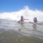 Ahí viene la ola