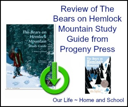 The Bears on Hemlock Mountain Progeny Press Review