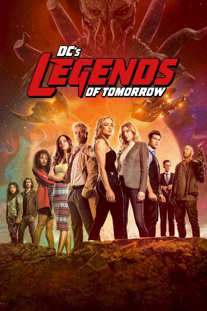DC's Legends of Tomorrow Season 6 Episode 13