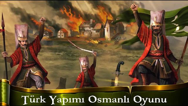 Osmanlı Savaşları Strateji Oyununa Güncelleme