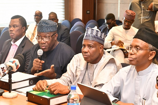 COVID-19:NGF Constitutes Sub-Committee,Pledges Functional Centres