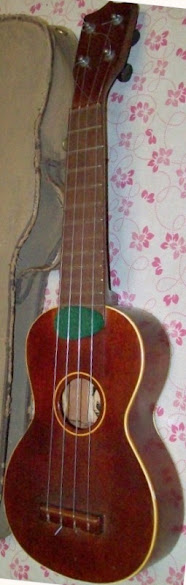 Green Mountain Violin Co. AW Soprano Ukulele