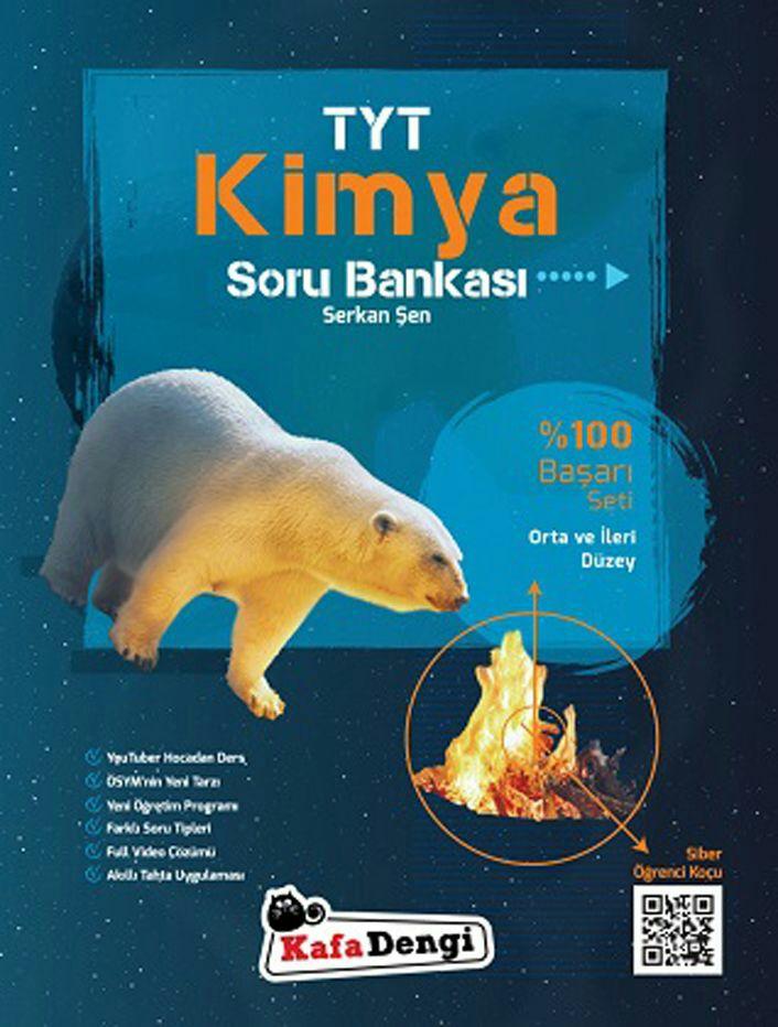 Kafa Dengi Yayınları TYT Kimya Soru Bankası