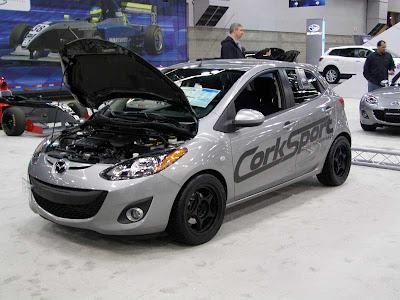 CorkSport Mazda2