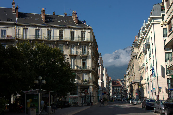 Фотографии Гренобля, достопримечательности Гренобля, путеводитель по Греноблю, региону Рона-Альпы и городам Франции
