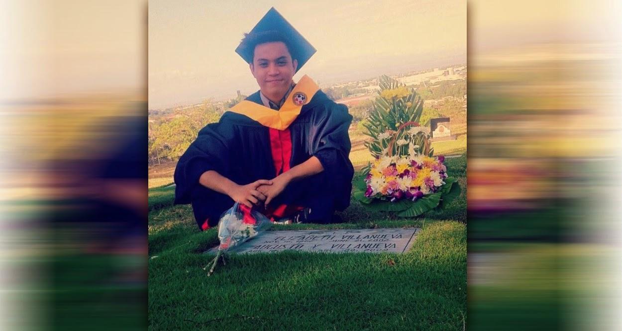 Kevin Villanueva, graduation photo inspired thousands