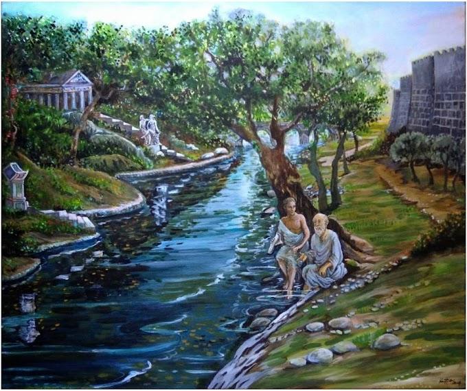 Χωροθέτηση του Πλατωνικού διαλόγου Φαίδρος στον ποταμό Ιλισσό  στην Αθήνα