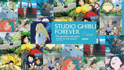 Studio Ghibli Movies Collection Free Download