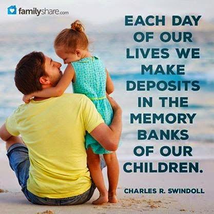 Make deposits!