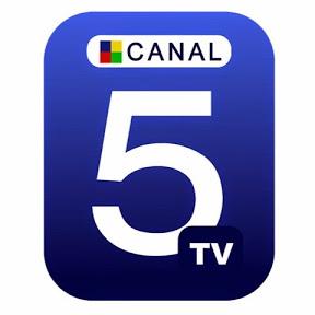Logo Canal 5 Puerto Montt