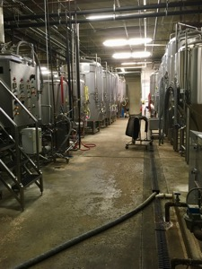 Brewhouse at DC Brau