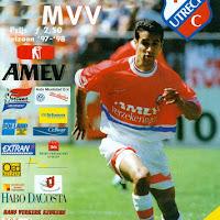 FCU Programmaboekjes 1997-98
