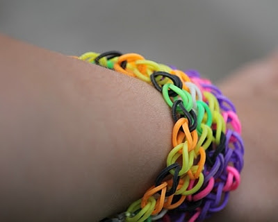 плетение из резинок