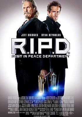 Filme Poster R.I.P.D: Agentes do Além TS XviD & RMVB Legendado
