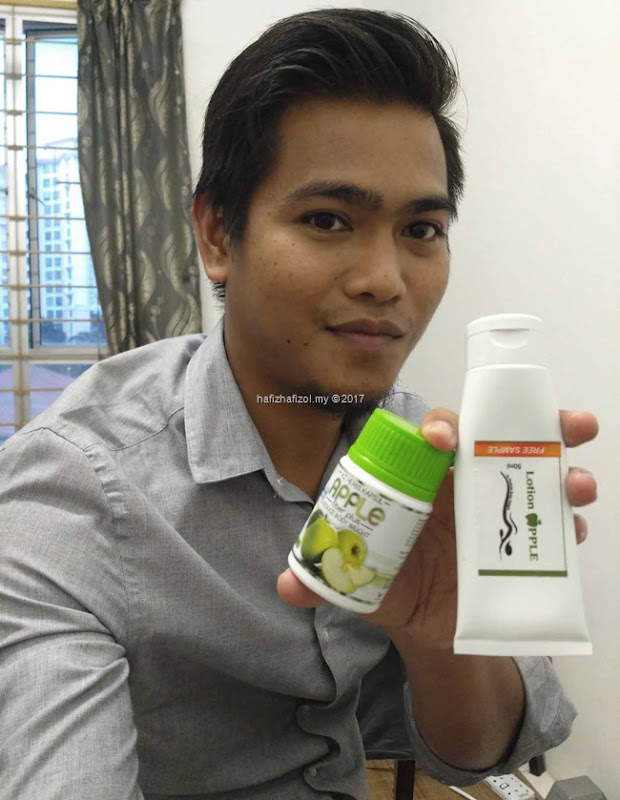 review produk kurus apple fiber