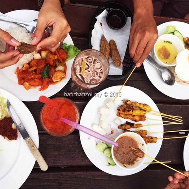 Restoran Pizza Vs Satay di Bukit Panorama, Kuala Terengganu