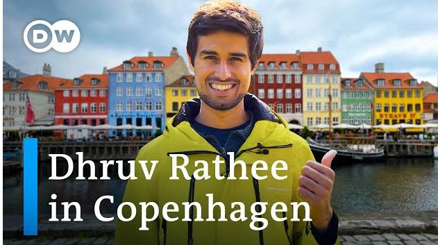 Discover Copenhagen with Dhruv Rathee