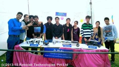 Amritsar College of Engineering and Technology, Amritsar Robolab (49).jpg